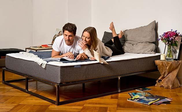 bruno die matratzen revolution. Black Bedroom Furniture Sets. Home Design Ideas