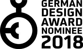 BRUNO - Nominiert zum German Design Award 2018
