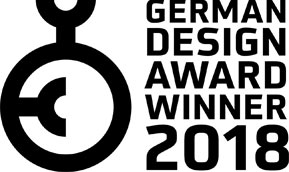 BRUNO - German Design Award Sieger 2018