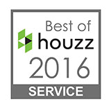 BRUNO - Bruno erhält Best of Houzz 2016 Award in der Kategorie