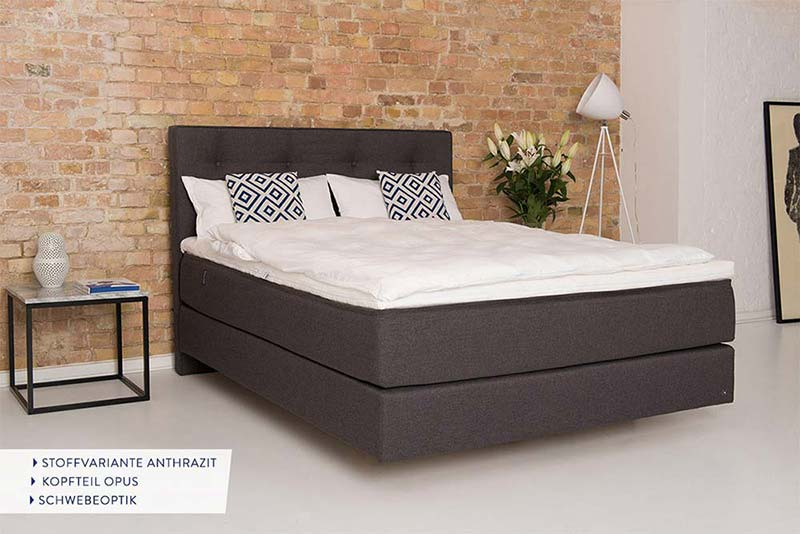 Bockspring Bett